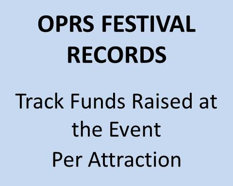 OPRS Festival Records