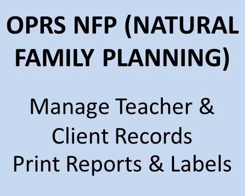 OPRS NFP